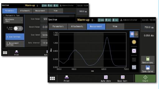 PHOT_20201227_Spectrophotometers_Shimadzu_UV_1900_Software